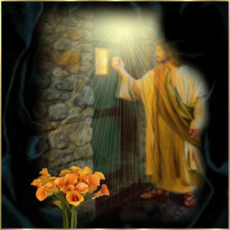 Artigos cristianismo a o for Jesus a porta